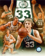 Larry Bird - Legends Of The Game Composite - Photofile Photo
