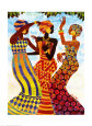 Celebration Art Print by Keith Mallett
