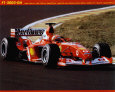 Ferrari F1, 2003 Plakat