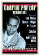 Charlie Parker Quintet at Birdland, New York City, 1953 Poster Print by Dennis Loren