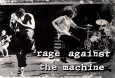 Rage Against the Machine Textilposter
