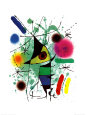 Multicolored Abstract (Fine Art) Poster
