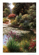 Litchfield Pond Art Print by Henry Peeters
