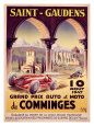 Saint Gaudens Grand Prix du Comminges Giclee Print