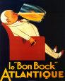 Le Bon Bock Miniplakat