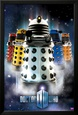Doctor Who - Daleks Lamina Framed Poster