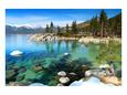 Lake Tahoe II Giclee-tryk i høj kvalitet