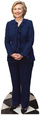 Hillary Clinton Lifesize Standup Stand Figürler