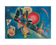 Im Blau - Kandinsky Posters
