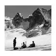 Bergsteiger in der Schweiz, 1939 Lámina fotográfica por Knorr & Hirth