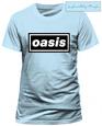 Oasis- Logo (Front/Back) T-Shirt