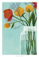 Motywy kwiatowe i roślinne Posters