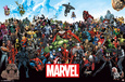Marvel - The Lineup 15 Póster