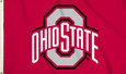 Ohio State Buckeyes Flags Posters