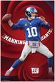 New York Giants- E Manning 2015 Póster