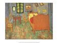 Bedroom in Arles (van Gogh) Posters