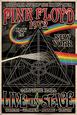 Pink Floyd 1972 Carnegie Hall plakat