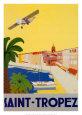 Saint Tropez Sanatsal Reprodüksiyon ilâ Chomel