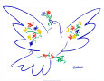 Dove of Peace Art Print by Pablo Picasso