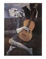 Starý kytarista, c.1903 (The Old Guitarist, c.1903) Umělecká reprodukce od Pablo Picasso
