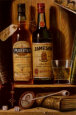 Whisky irlandais Jameson Reproduction d'art par Raymond Campbell