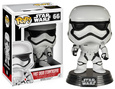 Star Wars: EP7 - Stormtrooper POP Figure Toy