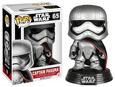 Star Wars: EP7 - Captain Phasma POP Figure Toy