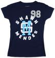 Juniors: Shawn Mendes- Logo 98 Camiseta entallada