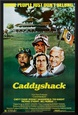 Caddyshack Movie Chevy Chase Bill Murray Group Vintage Poster Print Póster enmarcado con Lamina