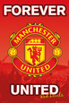 Manchester United- Forever 15/16 plakat