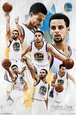 Golden State Warriors - Stephen Curry 2015 Póster