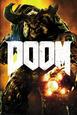 Doom- Cyber Demon plakat