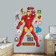 Iron Man (Wall Decals) Posters