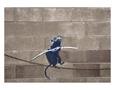 Tightrope Umělecká reprodukce od Banksy
