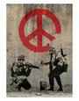 Fredstegn Posters