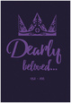 Dearly Beloved Póster
