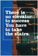 Succes, på engelsk Posters