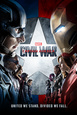 Captain America: Civil War- One Sheet Plakat