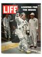 LIFE Armstrong Leaving for Moon Birinci Sınıf Giclee Baskı ilâ Anonymous