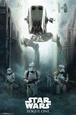 Star Wars: Rogue One- Siege Advance Póster