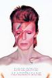 David Bowie- Aladdin Sane Album Cover Plakát