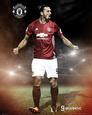Zlatan Ibrahimovic Posters