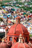 !Viva Mexico! Collection - Guanajuato - Red Church Dome