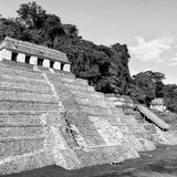 !Viva Mexico! Square Collection - Mayan Temple of Inscriptions in Palenque X