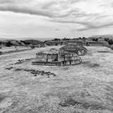 !Viva Mexico! Square Collection - Ruins of Monte Alban