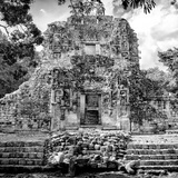 !Viva Mexico! Square Collection - Mayan Ruins of Campeche II