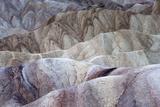 California, Death Valley National Park. Zabriskie Point Sunrise