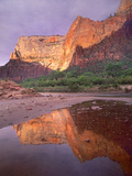Sunset at Zion Canyon, Zion National Park, Utah