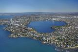 Lake Pupuke, Takapuna, Auckland, North Island, New Zealand