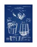 Cocktail Mixer 1903 Blueprint